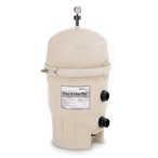 Clean and Clear Plus CCP240 240 sq. ft. In Ground Pool Cartridge Filter
