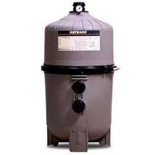 Pro Grade - Vertical Grid D.E. 36 sq. ft. In Ground Pool Filter - Premium Warranty - 42052