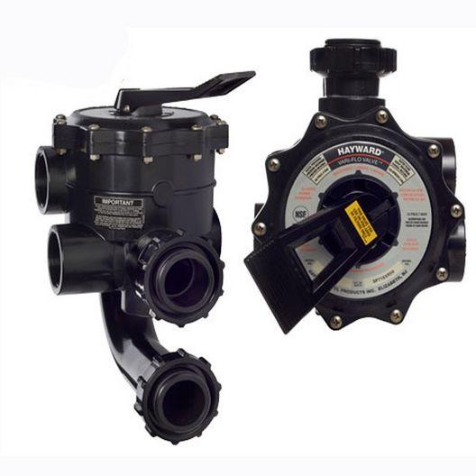 Hayward - Vari-Flo Multiport DE Valve SP0715XR50 2in. FIP - 42102