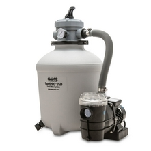GAME - SandPro 75D Above Ground Pool Pump and Sand Filter Kit