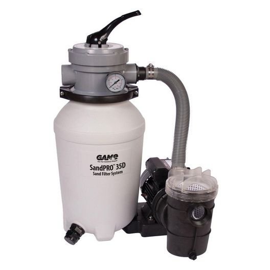 SandPro Pump and Filter Kit