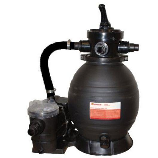 "13"" Above Ground Pool Sand Filter & 1/2 HP Pump Kit"