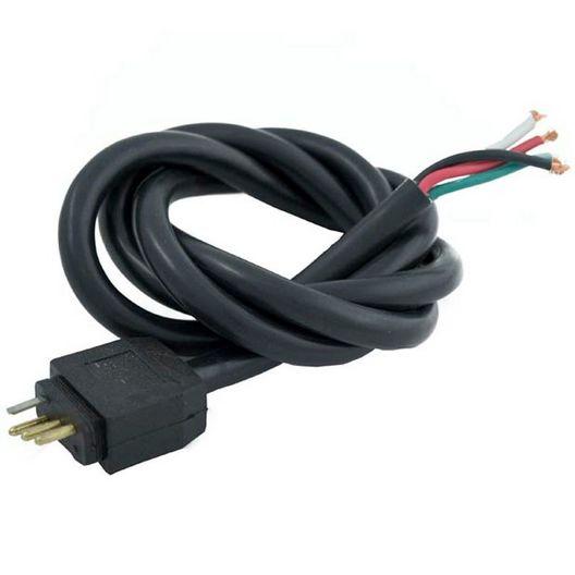 Spa Pump 1 Power Cord, 48in 14/4, Mini J&J Pump Cord
