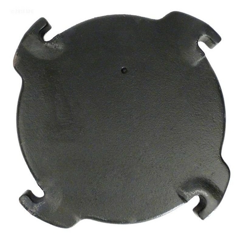 Pentair - Cover, Trap 8in. - Cast Iron