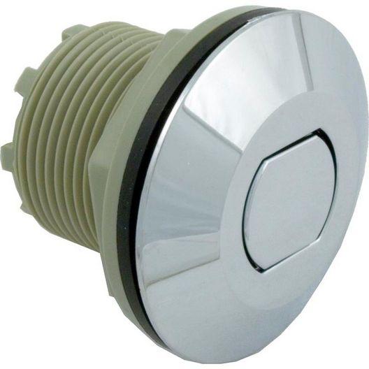 Presair - Air Button, Chrome, Flush Style, Model B225CF - 425085