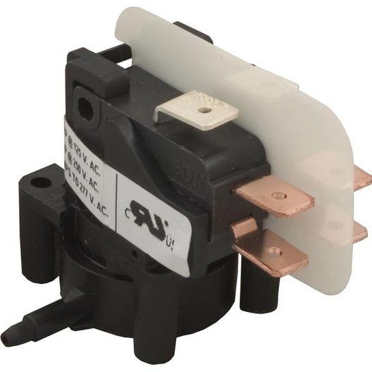 Tecmark - Air Switch, DPDT, 25A, Latching, TBS417 - 425367