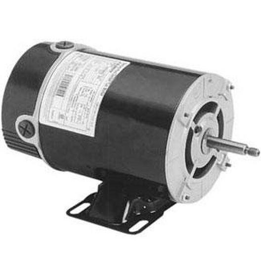 Flex-48 48Y Thru-Bolt 1-1/2 or 0.18 HP Dual Speed Above Ground Pool Motor, 13.8/3.8A 115V