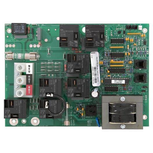 Spas Board R574/576  Value System