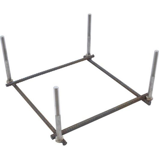 """12"""" Jig Only for 606/608 Cantilever"""