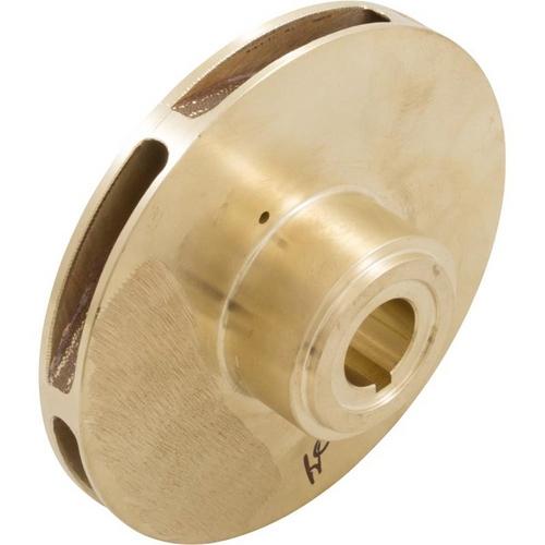 Pentair - Impeller, 3 HP High, Silicon Brass