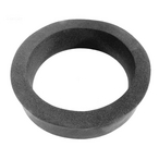 Washer, 3in. OD, 2-1/4in. ID, 11/16 Thickin. Foam Rubber