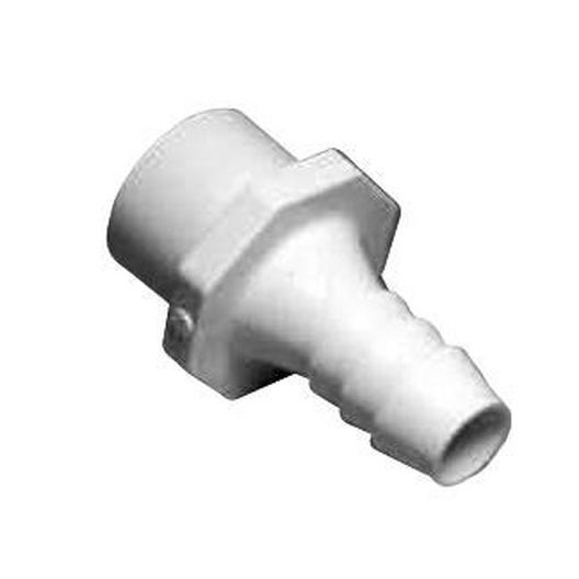 Waterway - Barbed Adapter 1-1/4in. SPG/1in. S x 3/4in. Barbed - 429909