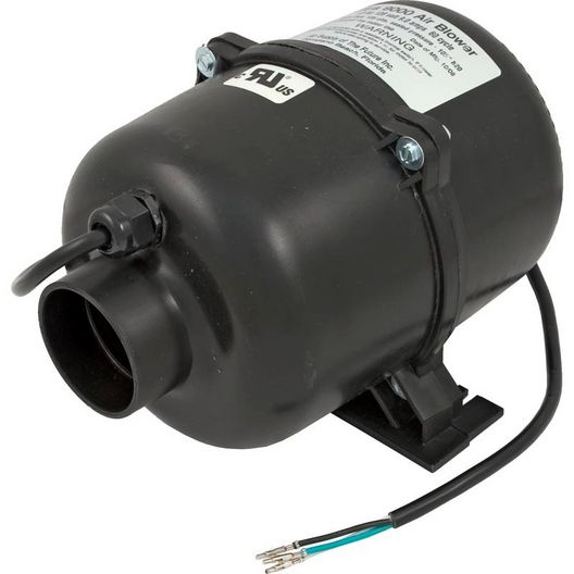 Air Blower Ultra 9000 1-1/2HP 120V with Amp Plug