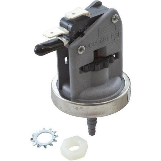 Len Gordon - Pressure Switch, SPDT, Hose Barb, 1-5 PSI Adjustable, 800125-3 - 432836