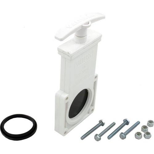 Valterra - 1.5 inch Valve Body Kit w/Seals & Hardware, PVC