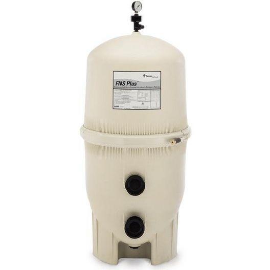 Pentair - Pro Grade - 180007 FNS Plus 36 Sq. Ft. D.E. Pool Filter - Premium Warranty - 43481