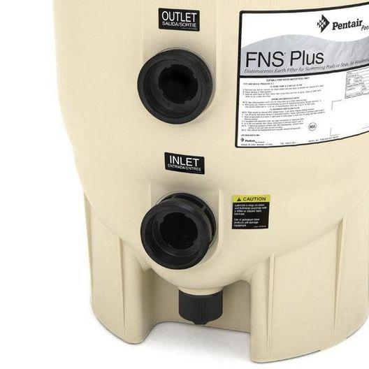 Pro Grade - 180009 FNS Plus 60 Sq. Ft. DE Pool Filter - Premium Warranty
