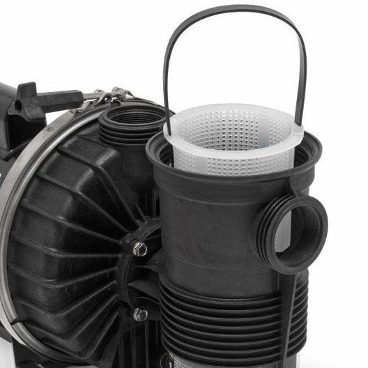 345205 Challenger High Pressure Energy Efficient 1HP Pool Pump, 115V/230V