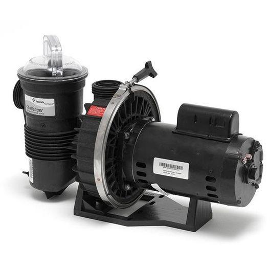 Challenger High Pressure Energy Efficient 1-1/2HP Pool Pump, 230V
