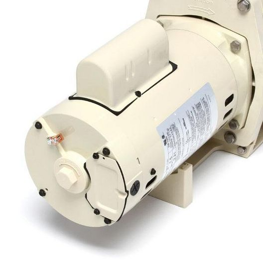 WhisperFlo 011512 Full Rated Energy Efficient 3/4 HP Pool Pump, 115V/230V