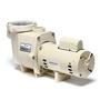WhisperFlo Full Rated Dual Speed Energy Efficient 1HP Pool Pump, 230V