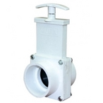 Spa Slide Valve, 3-Piece 2in SlipxSlip