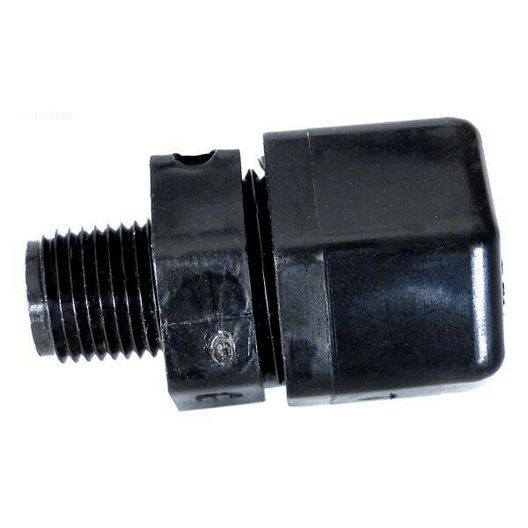 Connector, Air Relief Tube-Thd