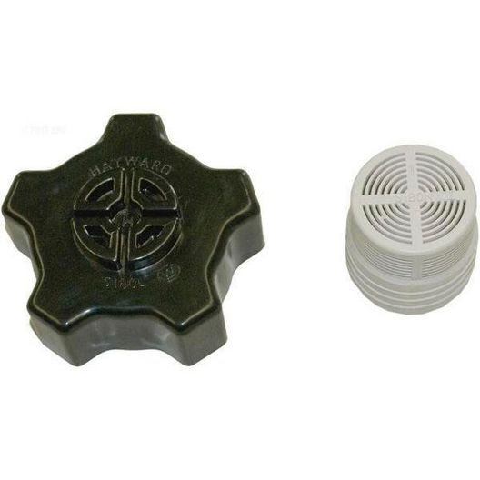 Drain Cap Assembly, Cap, Gasket and Screen