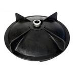 Lid, Twist Lock - Black (Mold# 15-260-0011)