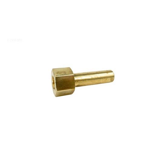 5/16in. 24 Brass Sleeve Nut