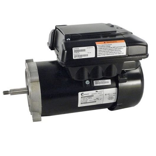 Century A.O. Smith - 1.65 HP V-Green Variable Speed Replacement Motor, 230V - 446582