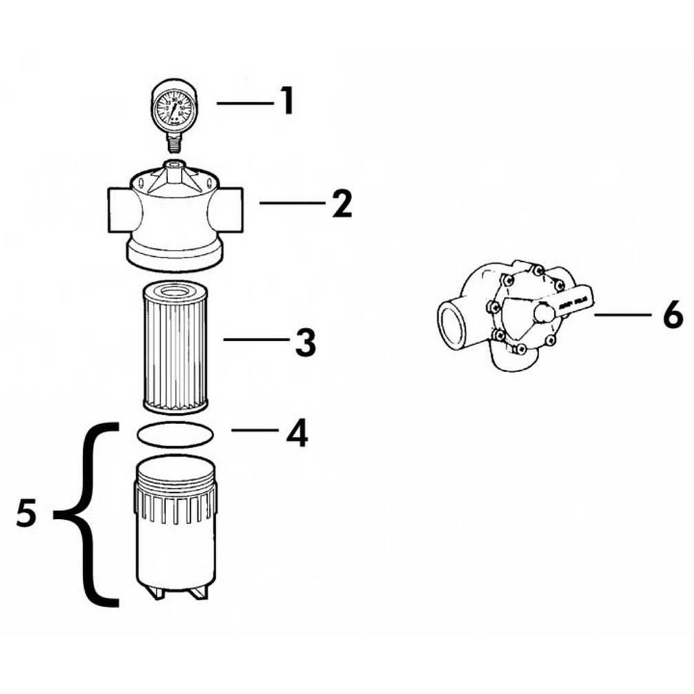 Jandy Energy Filter image