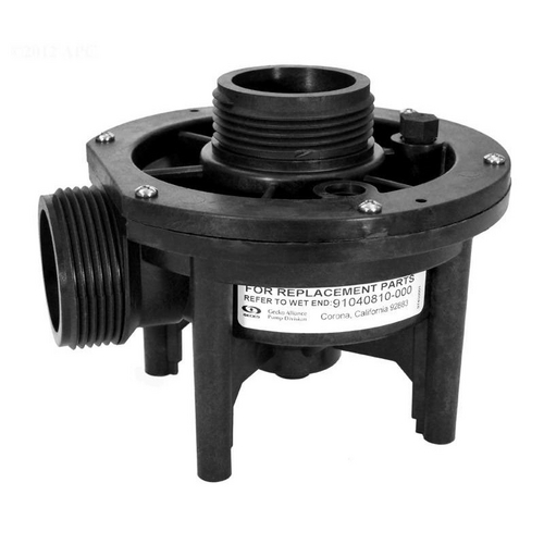 Gecko - 1-1/2in. Wet End for 1 HP Aqua-Flo Flo-Master CP Series Pumps