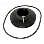 Impeller with Screw and Backup Plate O-Ring, 2 HP
