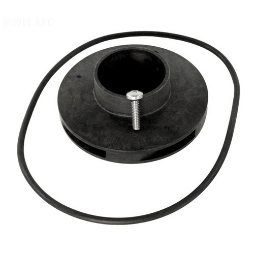 Zodiac - Impeller with Screw and Backup Plate O-Ring, 2 HP