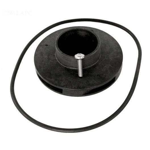 Zodiac  Impeller with Screw and Backup Plate O-Ring 2 HP