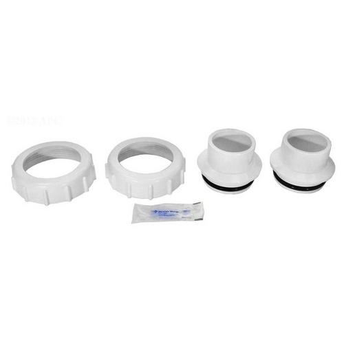 Pentair - Adaptor Kit, 1-1/2in. X2in. Slip (Set of 2)