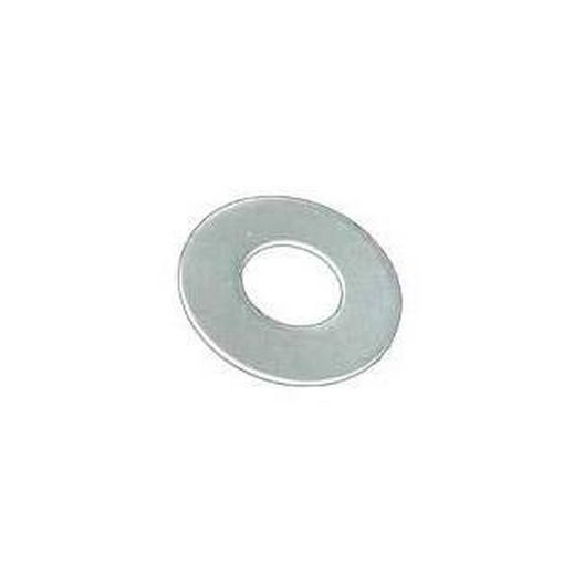 C Washer, 1-3/4in. OD, 3/4in. ID, 1/16in. Thick, Plastic
