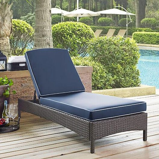 Palm Harbor Chaise Lounge - 452290
