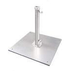 Galvanized Steel Base - 110 lb