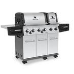 Propane Stainless Steel Grill, 60k BTU