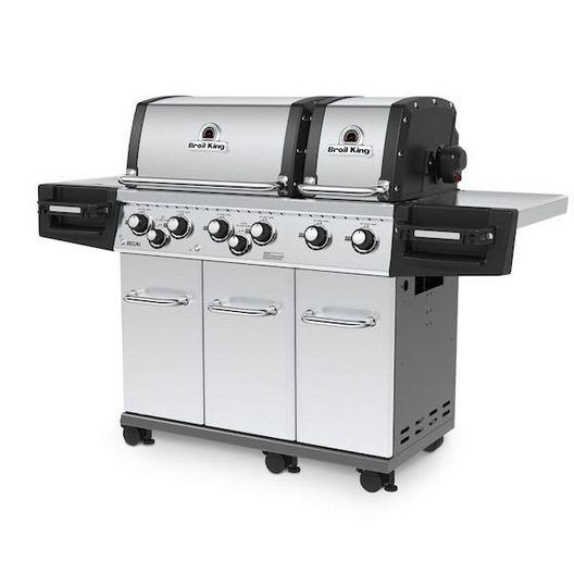 Broil King - Propane Stainless Steel Grill, 60k BTU - 452729