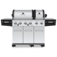 Broil King - Natural Gas Stainless Steel Grill, 60k BTU