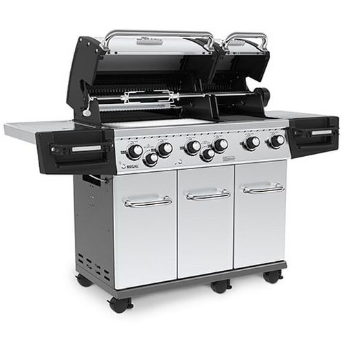 Broil King - Natural Gas Stainless Steel Grill, 60k BTU - 452730