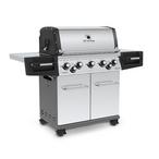 Propane Stainless Steel Grill, 55k BTU