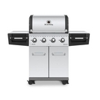 Natural Gas Stainless Steel Grill, 50k BTU