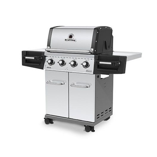 Broil King - Natural Gas Stainless Steel Grill, 50k BTU - 452738