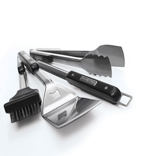 4-Piece Grill Tool Set