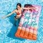 Inspirational Mat Inflatable Pool Lounge