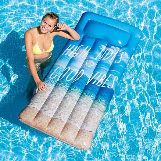 Inspirational Mat Inflatable Pool Lounge - MASTER-prod1830009